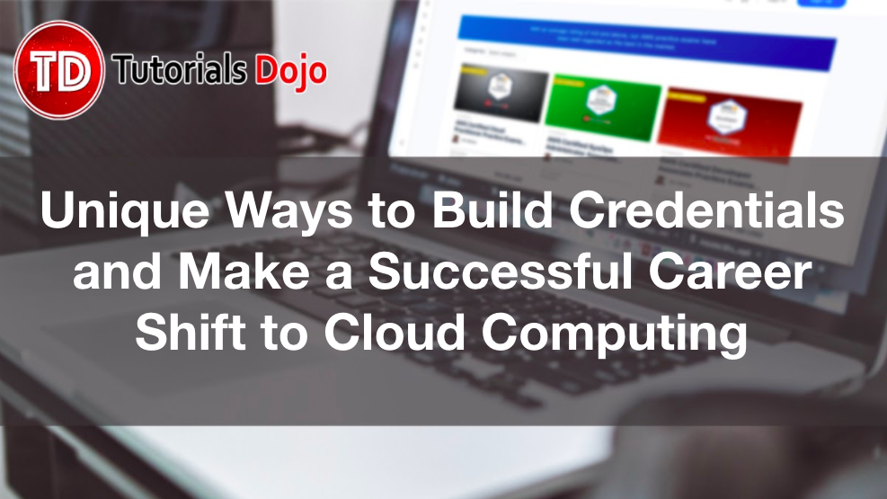 how to make a career shift to cloud computing